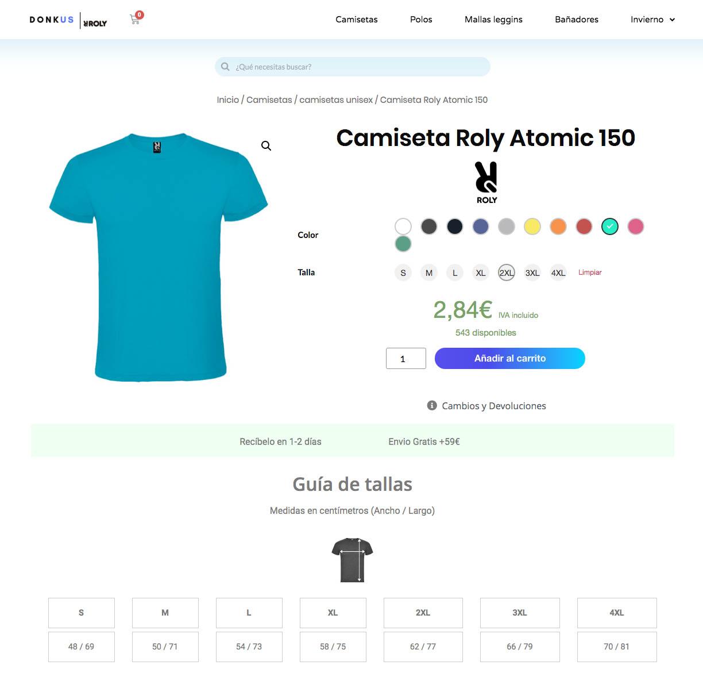 proyectos tienda online